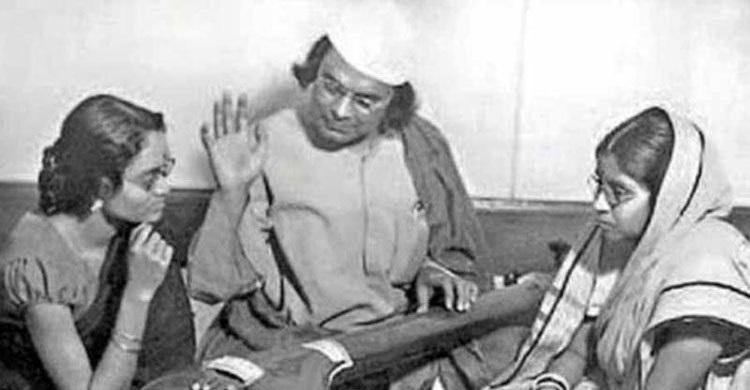 বিদ্রোহী কবি কাজী নজরুল ইসলাম   বাঙালীয়ানা